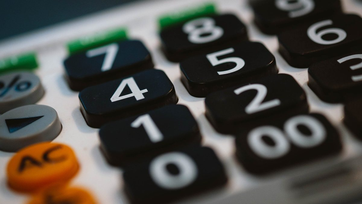 Tax calculations - calculator