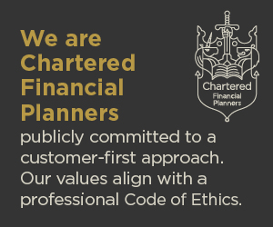 We are Corporate Chartered Financial Planners