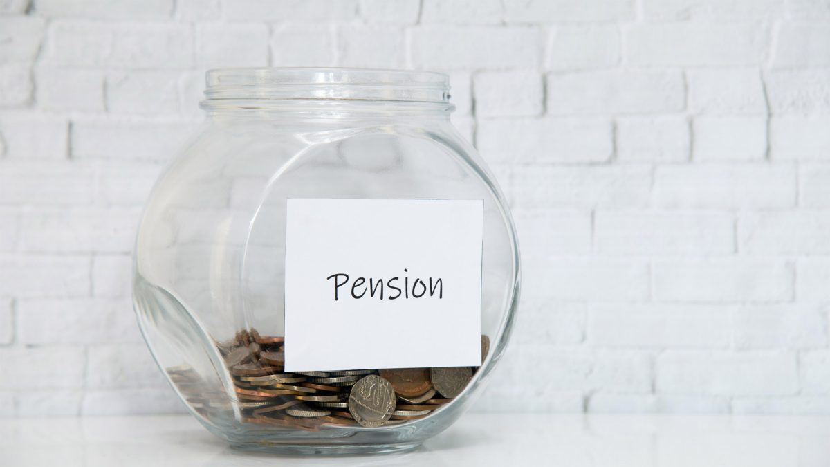 Pension freedoms age Increase