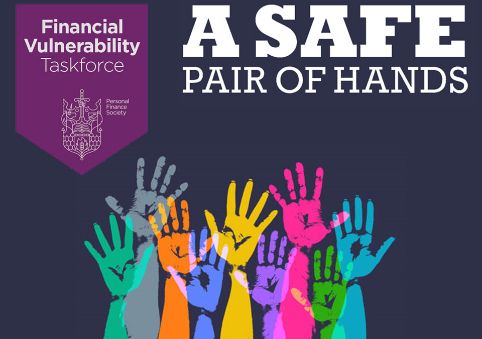 Financial vulnerability task force a safe pair of hands
