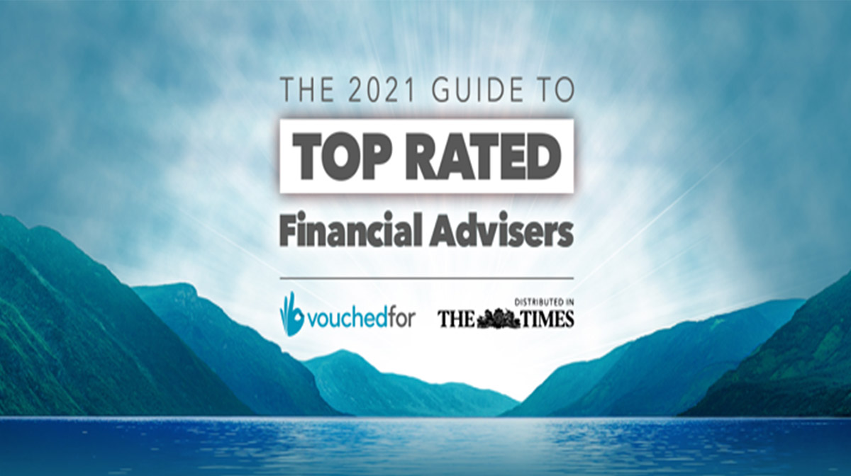 VouchedFor top rated financial advisors